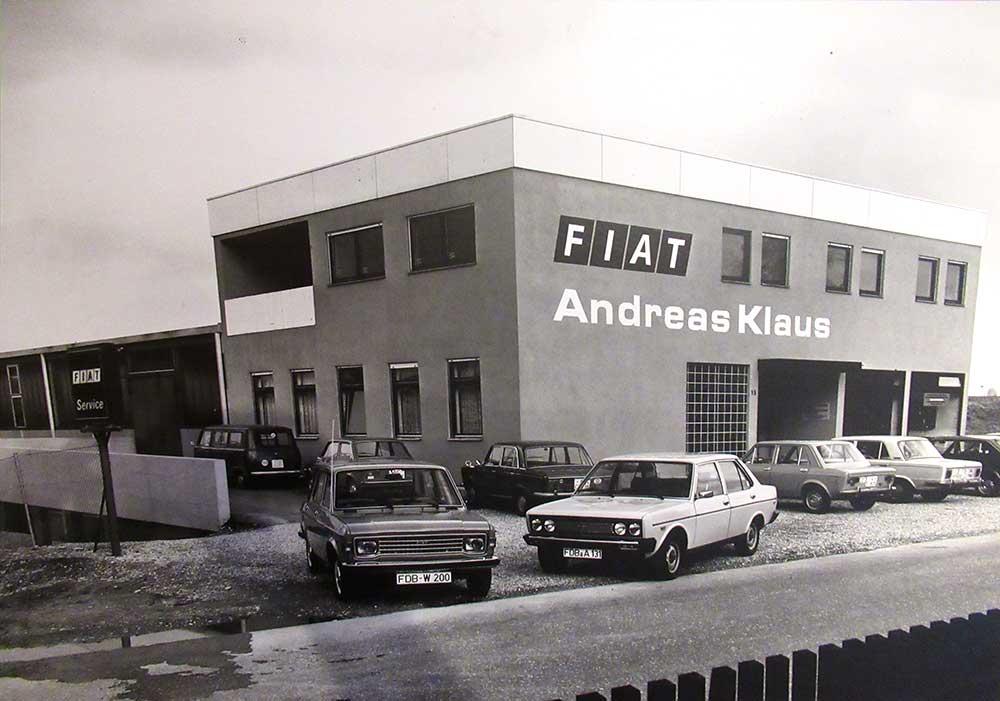 Autohaus Klaus 1973