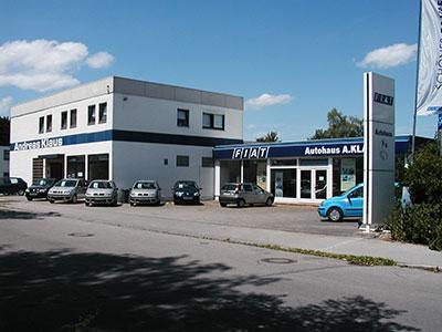 Autohaus Klaus - heute